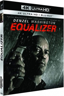 Equalizer (2014) de Antoine Fuqua – Packshot Blu-ray 4K Ultra HD