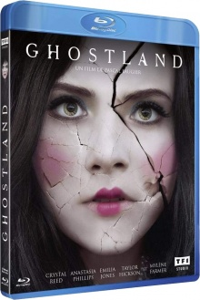 Ghostland (2018) de Pascal Laugier - Packshot Blu-ray