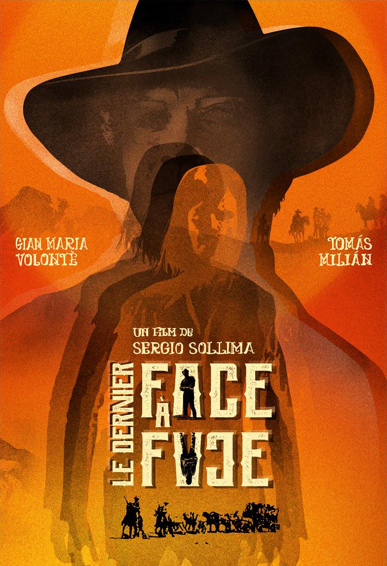 Le Dernier face à face - Jaquette Blu-ray 2D