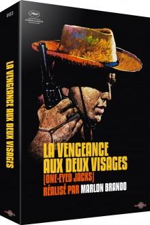 La Vengeance aux deux visages (1961) de Marlon Brando - Édition Prestige Limitée - Packshot Blu-ray