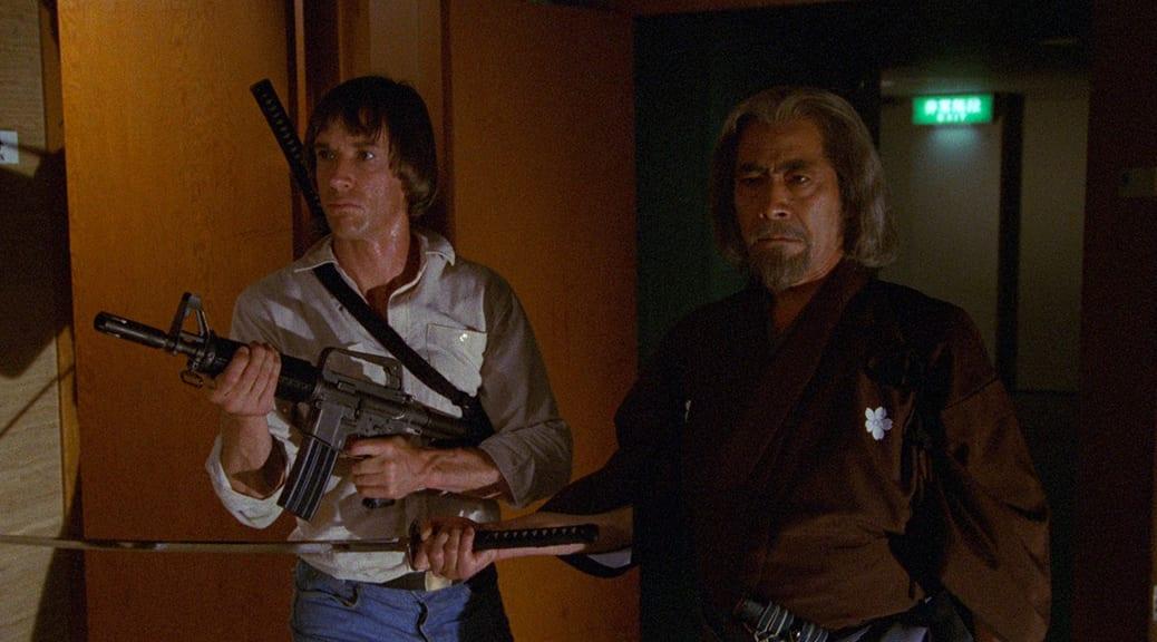 À armes égales (1982) de John Frankenheimer - Test Blu-ray