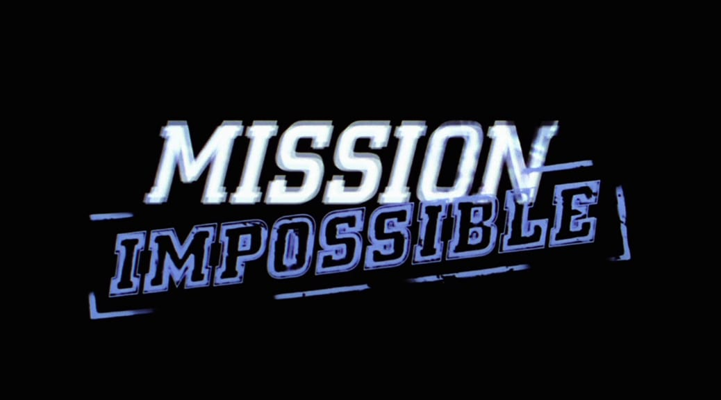 Mission : Impossible - Intégrale Blu-ray 4K Ultra HD