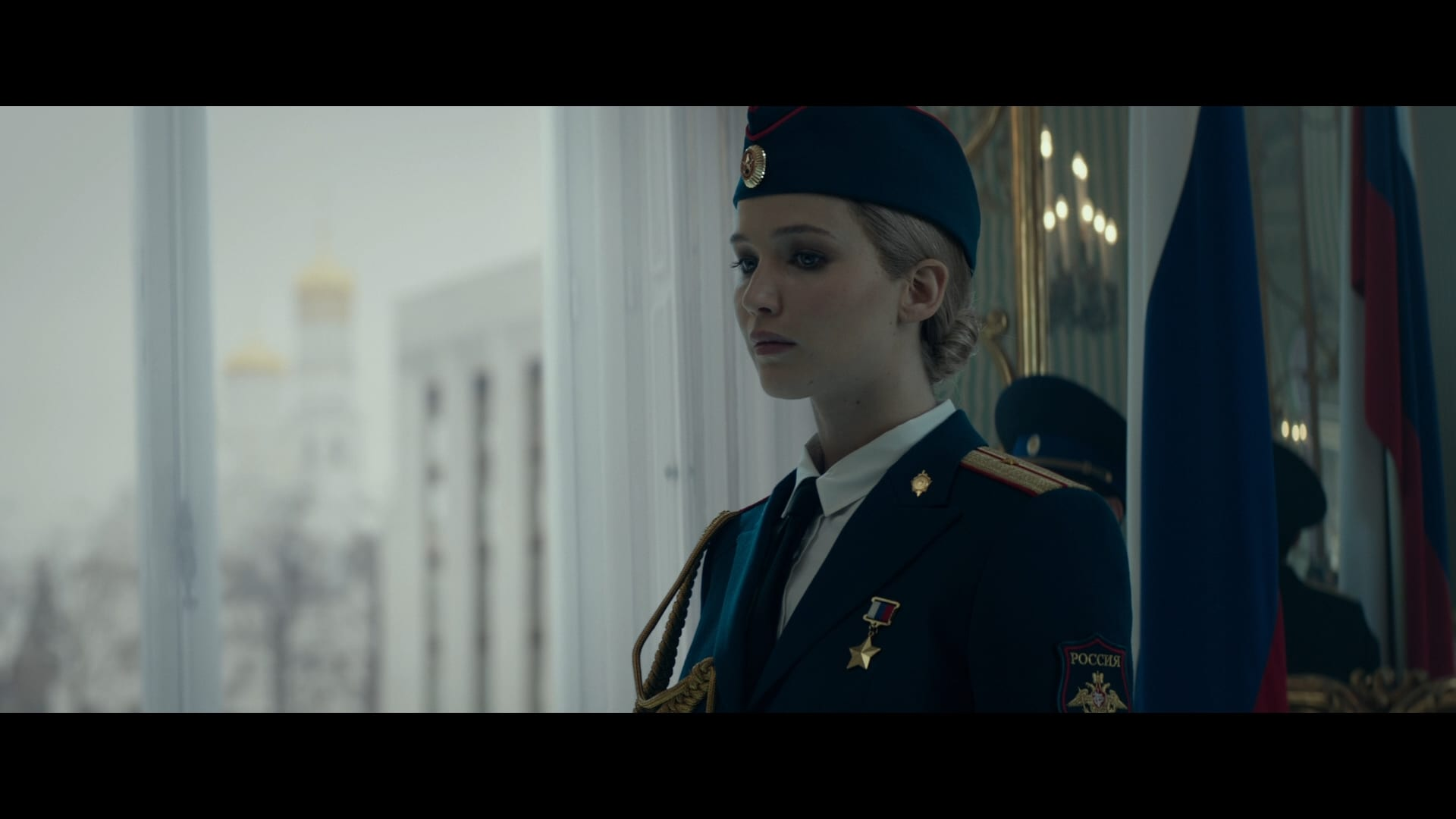 Red Sparrow 4kamarade Jennifer Tests Blu Ray 4k Ultra Hd
