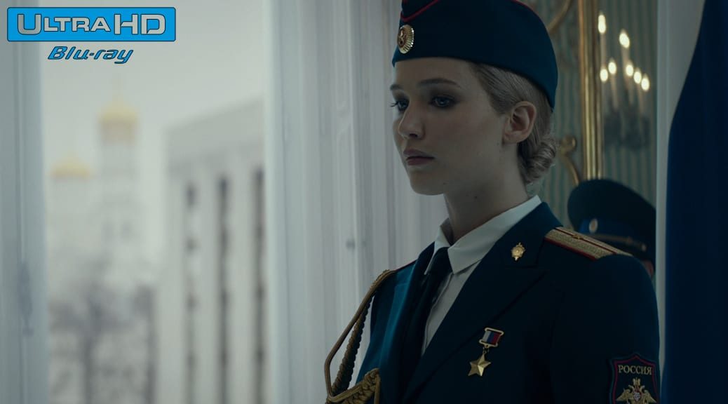 Red Sparrow (2018) de Francis Lawrence – Blu-ray 4K Ultra HD