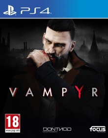 Vampyr - Packshot PlayStation 4