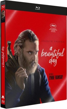 A Beautiful Day (2017) de Lynne Ramsay - Packshot Blu-ray