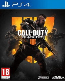 Call of Duty : Black Ops 4 - PlayStation 4
