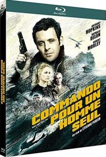 Commando pour un homme seul (1971) de Étienne Périer - Packshot Blu-ray