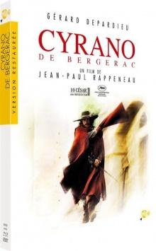 Cyrano de Bergerac (1990) de Jean-Paul Rappeneau - Packshot Blu-ray