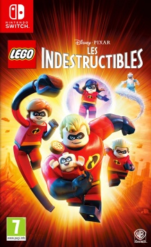 LEGO Les Indestructibles - Packshot Nintendo Switch