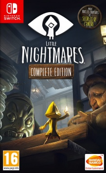 Little Nightmares : Complete Edition - Packshot Nintendo Switch