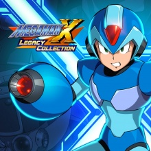 Mega Man X Legacy Collection 1 & 2 - Nintendo Switch