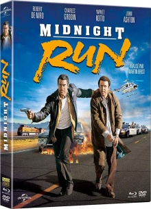 Midnight Run (1988) de Martin Brest - Packshot Blu-ray