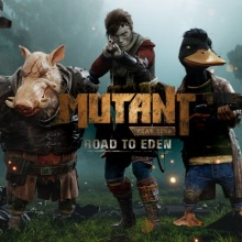 Mutant Year Zero : Road to Eden - PlayStation 4