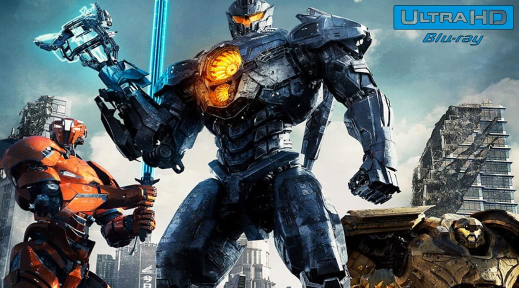 Pacific Rim : Uprising (2018) de Steven S. DeKnight – Blu-ray 4K Ultra HD