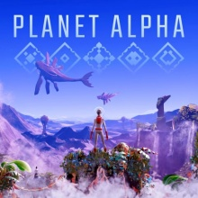 Planet Alpha - PlayStation 4