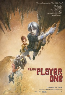 Ready Player One (2018) de Steven Spielberg - Affiche Les Goonies