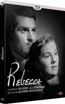 Rebecca (1940) de Alfred Hitchcock - Packshot Blu-ray