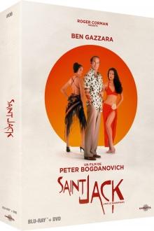 Saint Jack (1979) de Peter Bogdanovich - Packshot Blu-ray