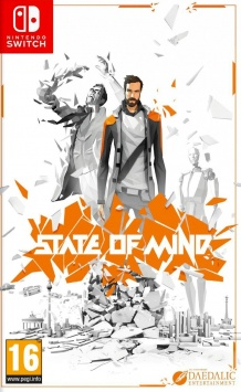 State of Mind - Packshot Nintendo Switch