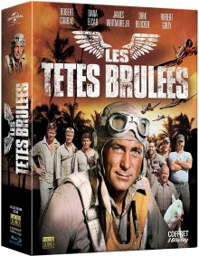 Les Têtes brûlées - L'intégrale - Packshot Blu-ray