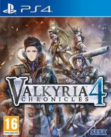 Valkyria Chronicles 4 - PlayStation 4