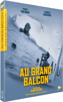 Au Grand Balcon (1949) de Henri Decoin – Packshot Blu-ray