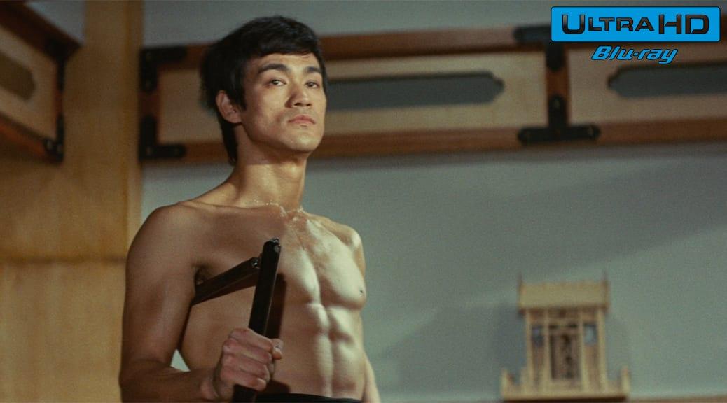 La Fureur de vaincre (1972) de Lo Wei – Blu-ray 4K Ultra HD