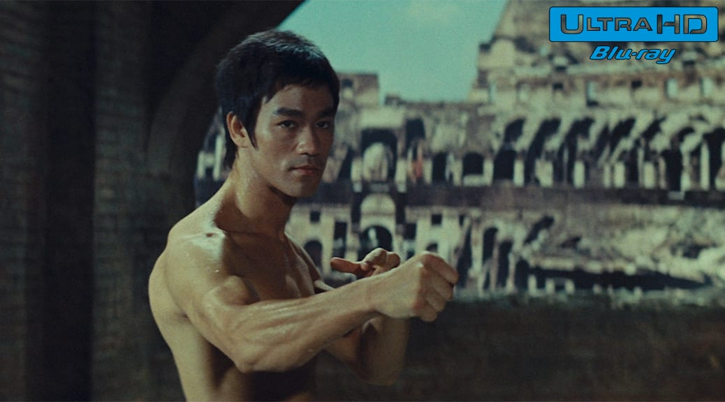 La Fureur du dragon (1972) de Bruce Lee – Blu-ray 4K Ultra HD