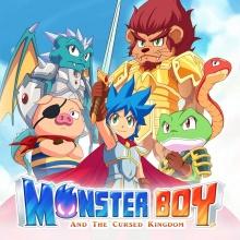 Monster Boy et le Royaume Maudit - Nintendo Switch