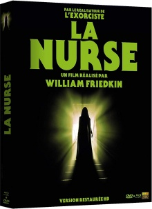 La Nurse (1990) de William Friedkin – Packshot Blu-ray