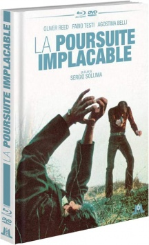 La Poursuite implacable (1973) de Sergio Sollima – Packshot Blu-ray