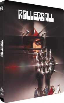 Rollerball (1975) de Norman Jewison – Packshot Blu-ray