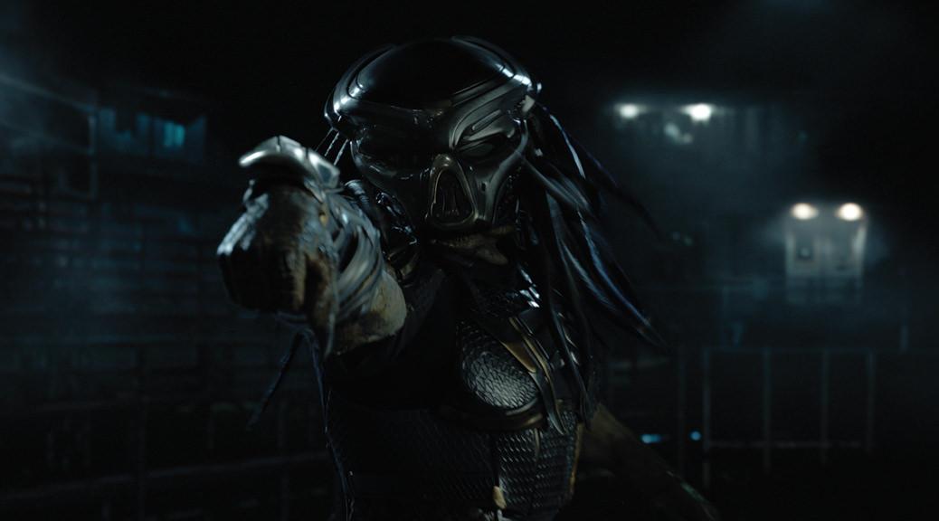 The Predator - Image une fiche film