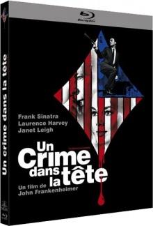 Un Crime dans la tête (1962) de John Frankenheimer – Packshot Blu-ray