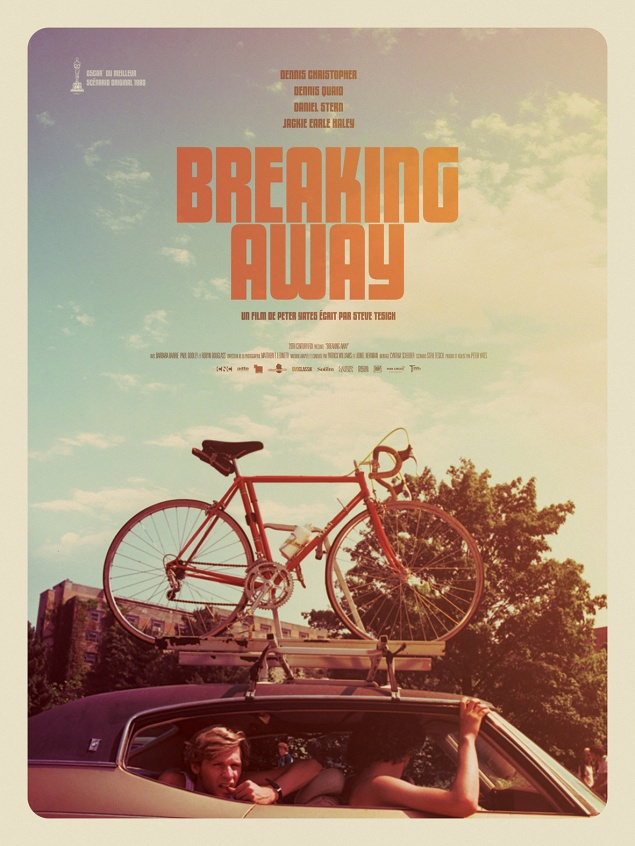 Breaking Away - Affiche 2018