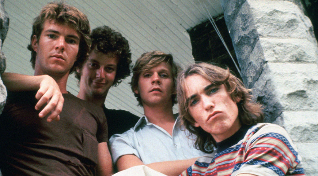 Breaking Away - Image une critique