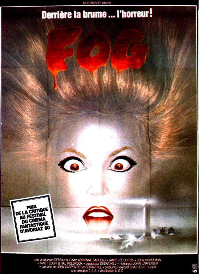The Fog - Affiche France 1980