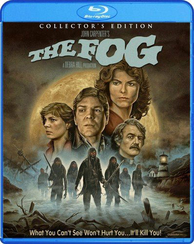 The Fog - Jaquette Blu-ray Shout Factory
