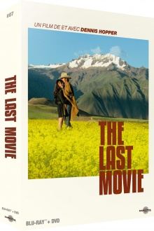 The Last Movie (1971) de Dennis Hopper - Packshot Blu-ray