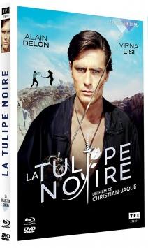 La Tulipe Noire (1964) de Christian-Jaque - Packshot Blu-ray