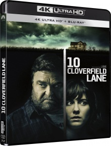 10 Cloverfield Lane (2016) de Dan Trachtenberg – Packshot Blu-ray 4K Ultra HD