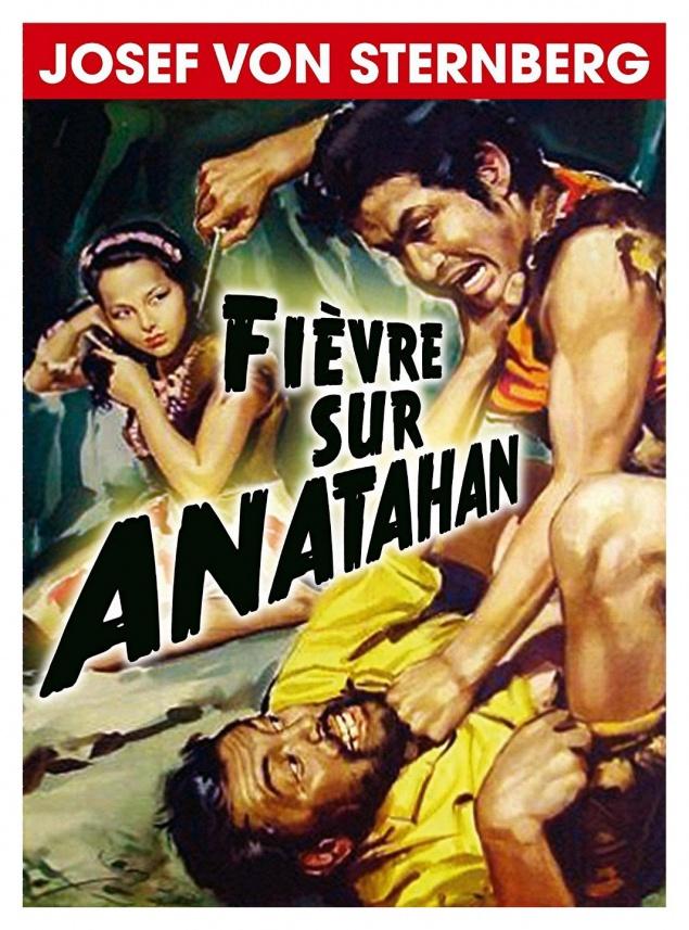 Anatahan - Affiche 1953