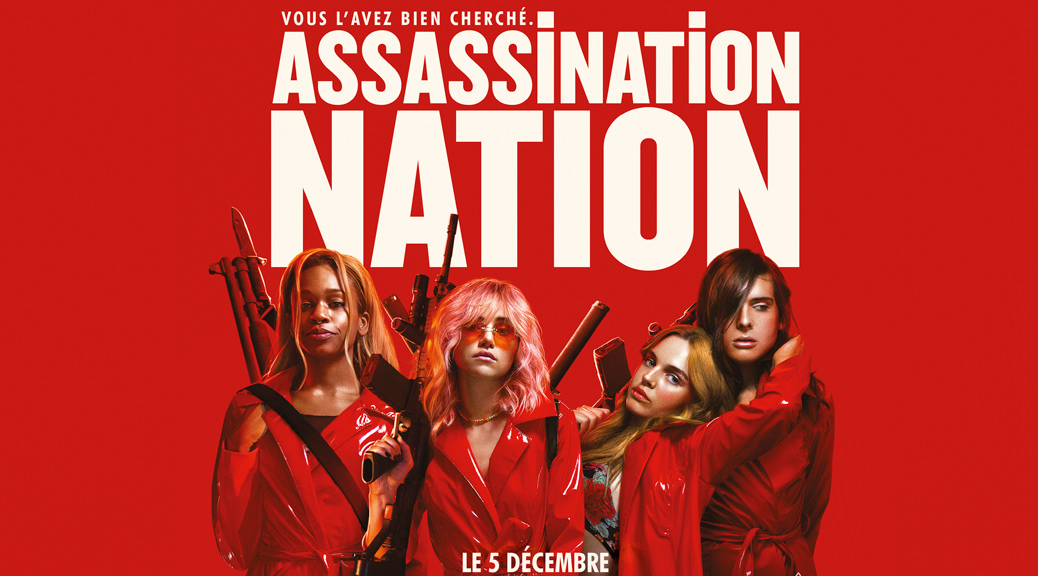 Assassination Nation - Image une fiche film