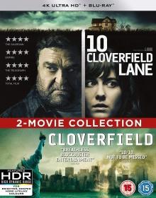 Cloverfield + 10 Cloverfield Lane – Packshot Blu-ray 4K Ultra HD