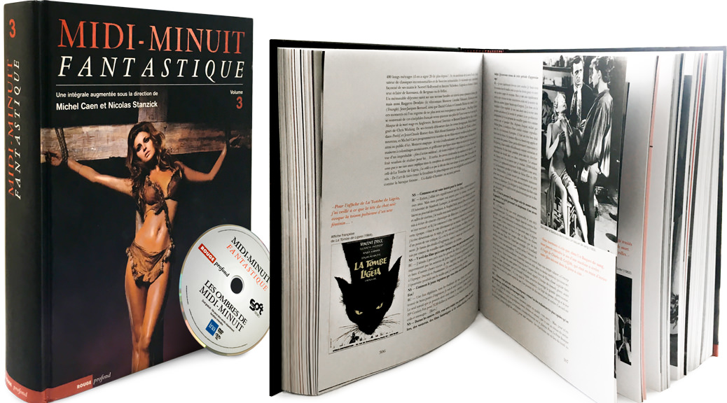 Midi-Minuit Fantastique Volume 3 - Image une