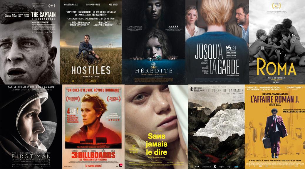 Image une Tops ciné 2018