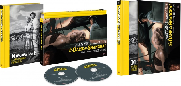 La Dame de Shanghai - Coffret Collector