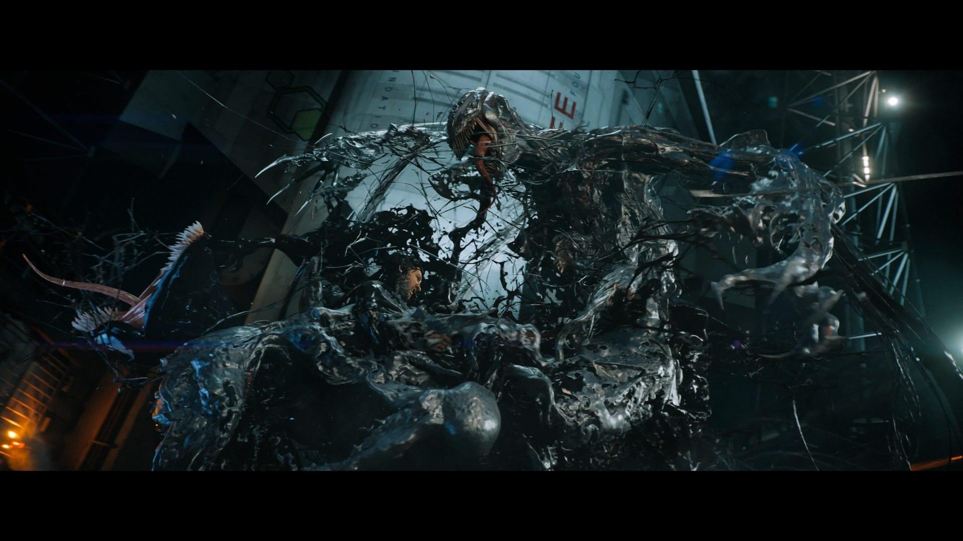 Venom Nous Sommes 4k Tests Blu Ray 4k Ultra Hd Digitalcine