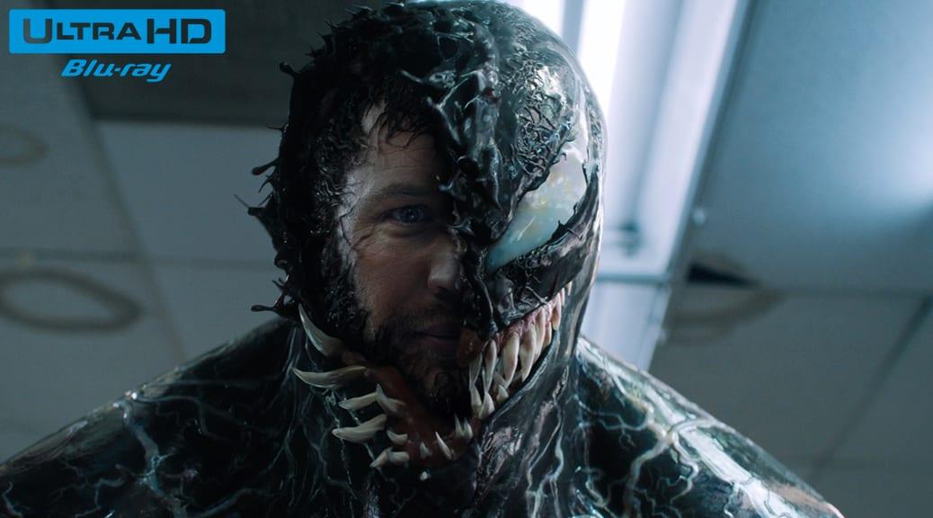 Venom (2018) de Ruben Fleischer – Blu-ray 4K Ultra HD